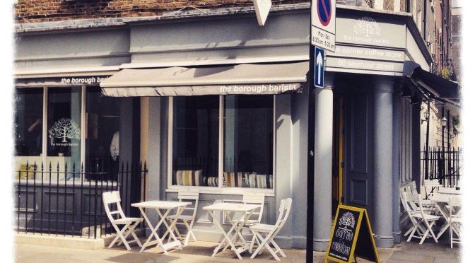 The quest for London's independent coffee shops – the borough barista