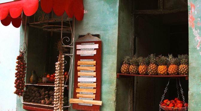 Trinidad, Cuba – Town of Colour