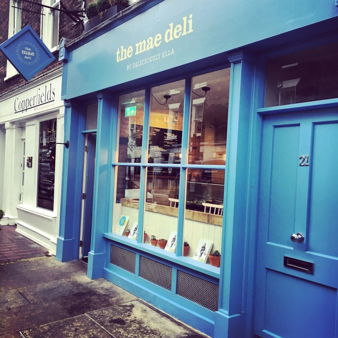 The quest for London's independent coffee shops – The Mae Deli